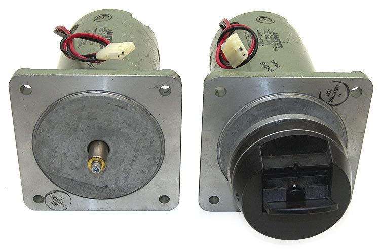 Lot 2 Lamb Electric 115932 Ametek Motor 24 Vdc