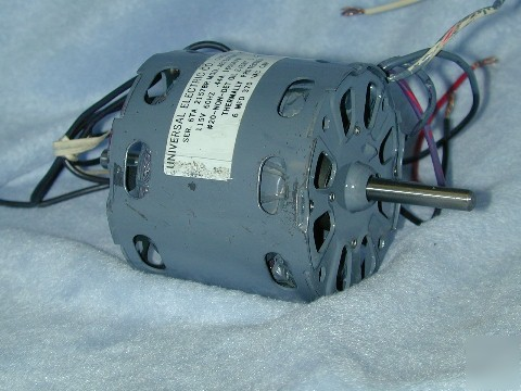 Fractional Motor Universal Electric Co