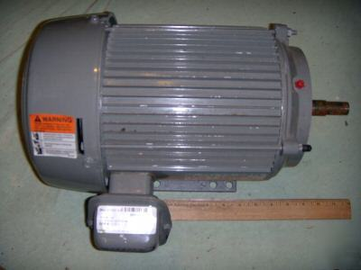 Us Electric Motor 3 Hp 3 Phase Frame 182jp