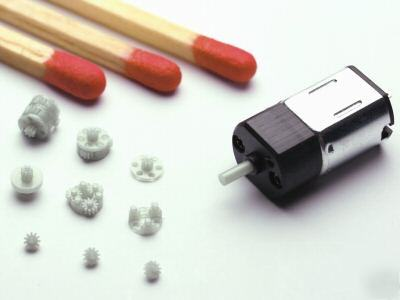 Mini Dc Gear Motors For Hobby And Robots 100 Rpm