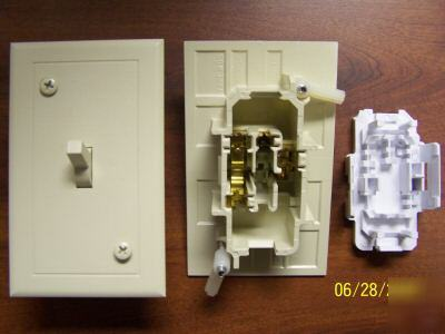 New 869 Switch Toggle Ivory Self Contained Mobile Homes