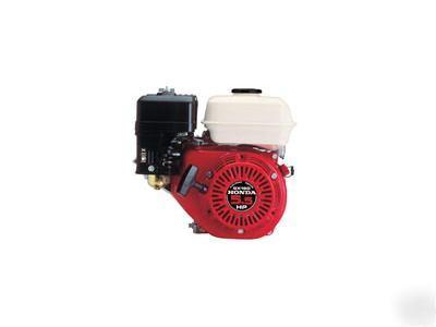 New honda GX160 5.5 hp hrz shaft in box
