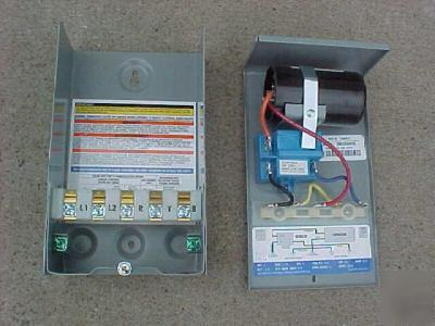 franklin electric motor starter control box