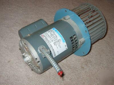 Marathon single phase electric motor 1 2 hp frame 56c for 1hp single phase motor