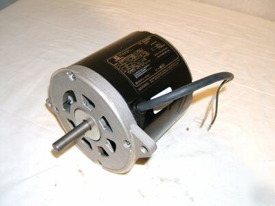 1 3 hp emerson single phase ac motor sa55gykpa 5733 for 1 3 hp motor