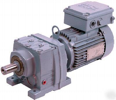 Sew Eurodrive R37dt80n4 Motor W Gearbox
