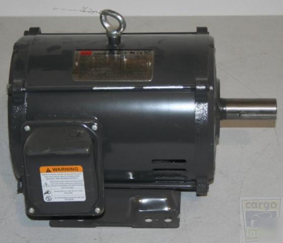 Dayton 3 Hp Industrial Electric Motor 3kw34g